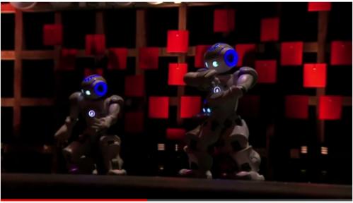NaoRobots