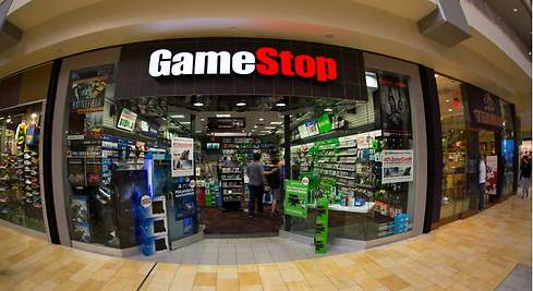 Game Stop short-selling